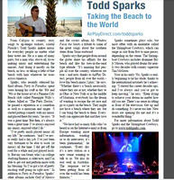 Todd Sparks - Airplay Direct Magazine Interview